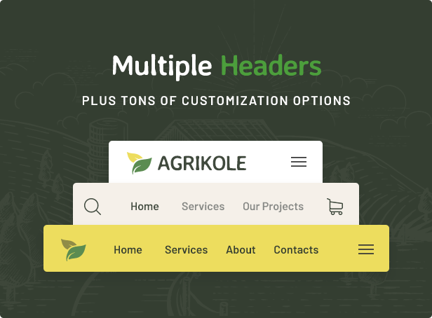 Agrikole | Responsive WordPress Theme for Agriculture & Farming - 9