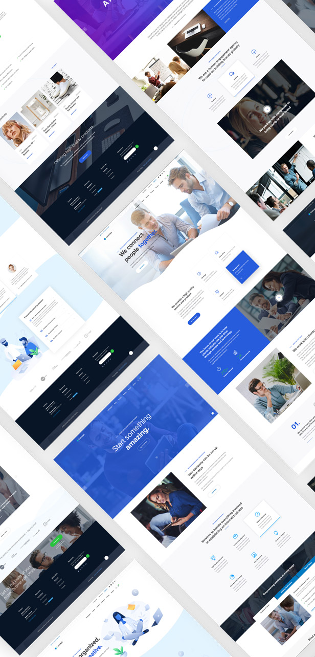 Concept Seven | Responsive Multipurpose WordPress Theme - 5