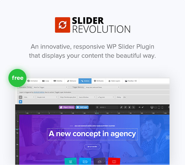 Concept Seven | Responsive Multipurpose WordPress Theme - 7