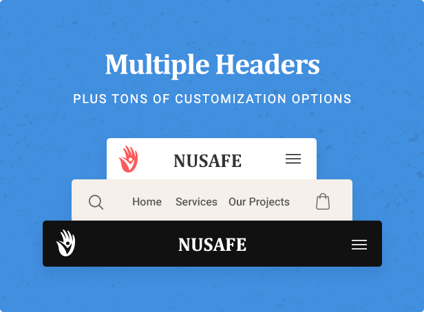 Nusafe | Responsive WordPress Theme for Donation & Charity - 8