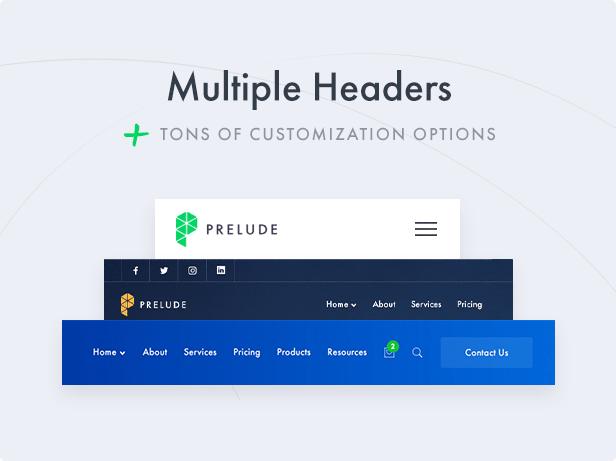Prelude - Creative Multipurpose WordPress Theme - 8