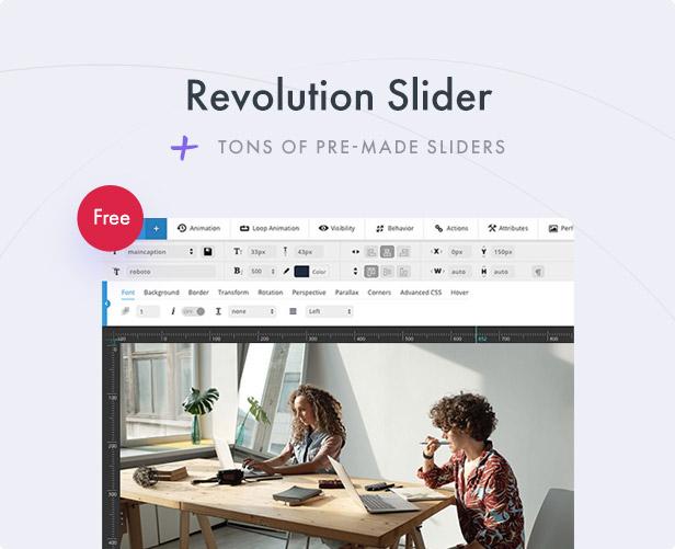 Prelude - Creative Multipurpose WordPress Theme - 6